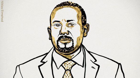 El primer ministro etíope, Abiy Ahmed, Nobel de la Paz