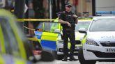 Cinco heridos en un ataque con cuchillo en un centro comercial de Manchester
