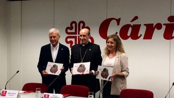 Informe Cáritas:
