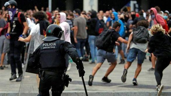Operan de traumatismo testicular a un herido en El Prat