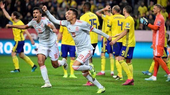España llega a la Eurocopa en Suecia y repleta de dudas | 1-1