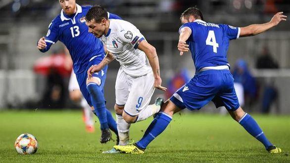 Eurocopa 2020. Italia mete miedo desde su atalaya