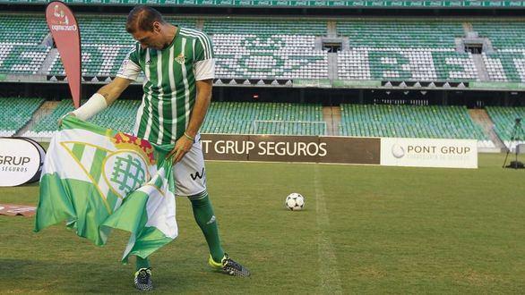 Joaquín atiza a Xavi y Guardiola: 'No se puede perder el respeto ni la dignidad'