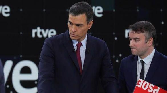 El debate a cinco en RTVE será el día que Sánchez quería