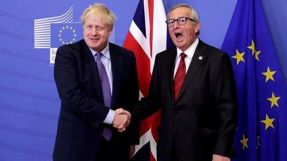 Johnson llega a un acuerdo del brexit con la UE pero Westminster lo tumbará