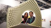 Almeida inaugura la 27ª edición de la Feria de Arte Contemporáneo Estampa