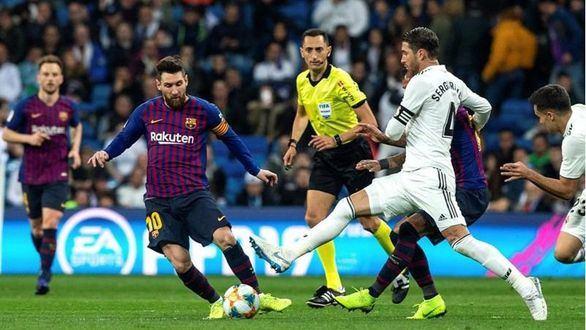 Real Madrid y Barcelona proponen jugar el 18 de diciembre