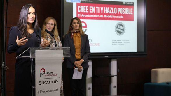 Villacís: el Ayuntamiento trabaja para eliminar la brecha de género en el emprendimiento