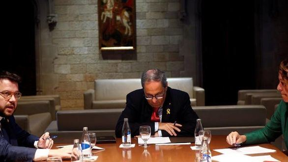 Quim Torra ataca a Pedro Sánchez por no haberle cogido el teléfono y le manda una carta