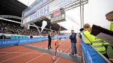Kipchumba gana el maratón de Amsterdam y Azimeraw resplandece