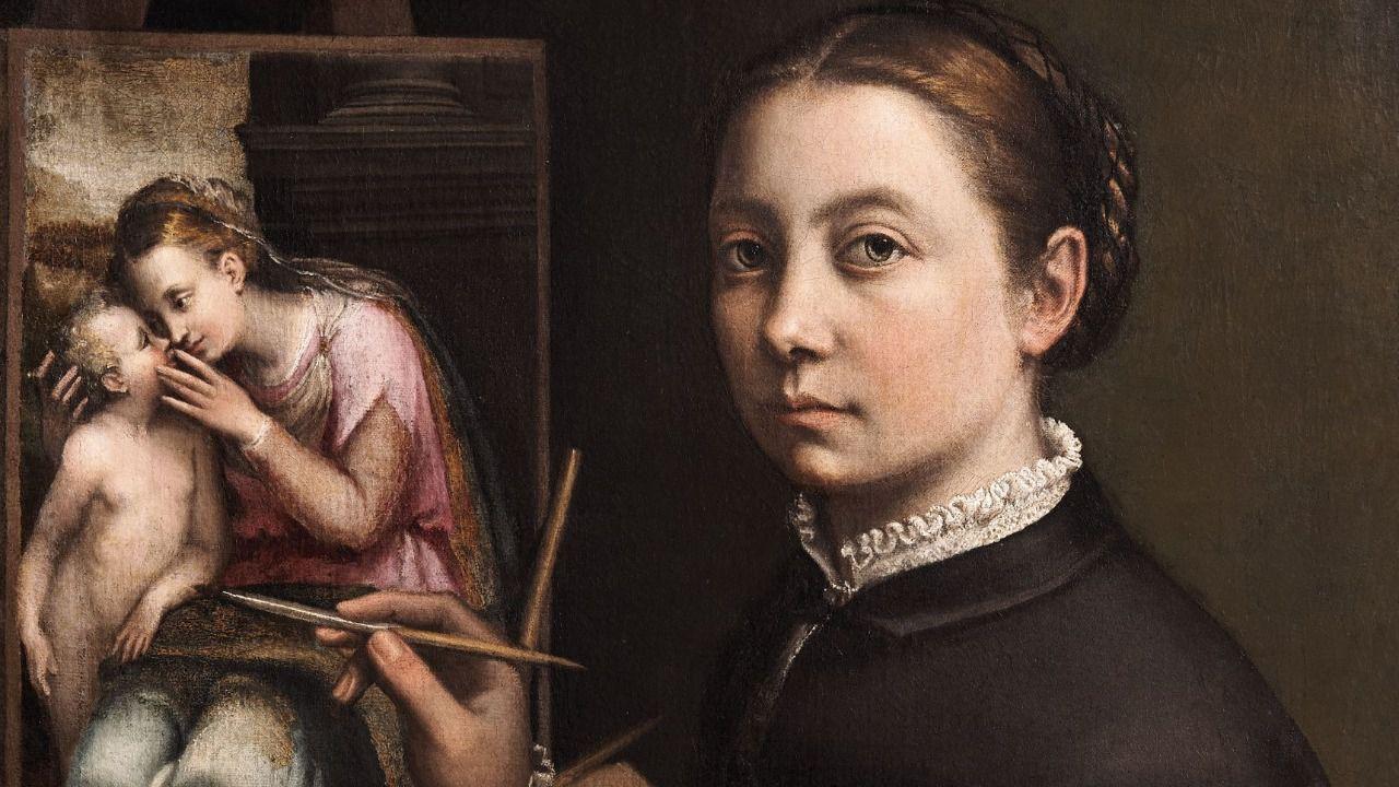 Exposición en femenino en el Prado dedicada a Sofonisba Anguissola y Lavinia Fontana