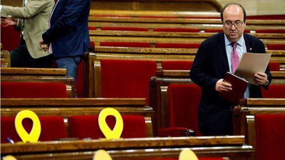Iceta admite contactos del Gobierno con el vicepresidente catalán