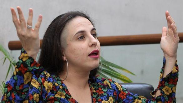 Cristina Morales, Premio Nacional de Narrativa 2019 por Lectura fácil
