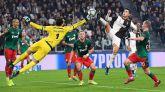 La Juventus escapa del resbalón ante el Lokomotiv por Dybala | 2-1