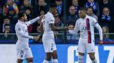 El PSG acribilla al Brujas y se distancia del Real Madrid | 0-5