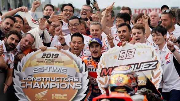 MotoGP. Marc Márquez y el talento que no identifica su techo