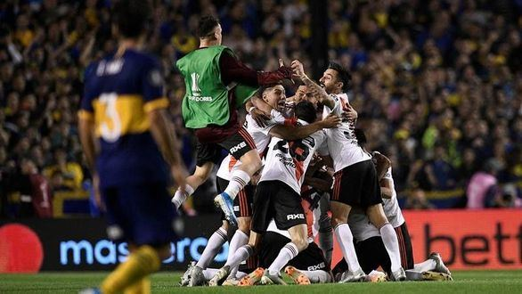 Copa Libertadores. Boca defiende su orgullo pero River Plate volverá a la final | 1-0