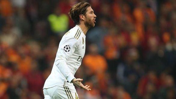 Hacienda multa a Ramos con un millón de euros