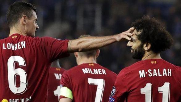 Oxlade-Chamberlain oxigena al Liverpool en Bélgica |1-4