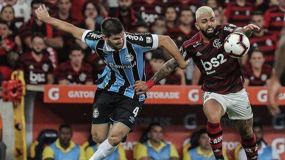 Copa Libertadores. El Flamengo se encumbra en Maracaná ante Gremio y es finalista | 5-0