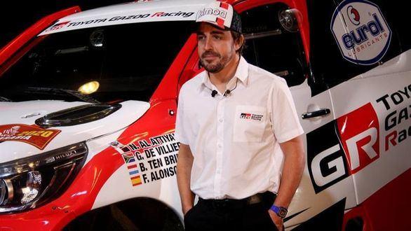 Dakar 2020. Oficial: Fernando Alonso participará en la aventura árabe