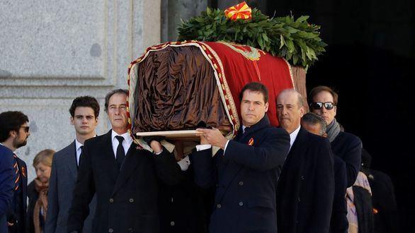 Concluye el show electoral de Sánchez: Franco, en Mingorrubio