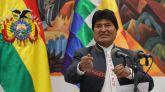 El órgano electoral boliviano cierra el recuento y confirma la victoria de Morales