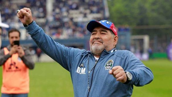 Diego Armando Maradona, Evo Morales y el kirchnerismo