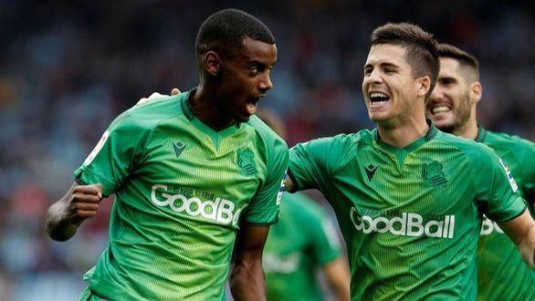 La Real Sociedad se encarama a los primeros puestos desde Balaídos | 0-1