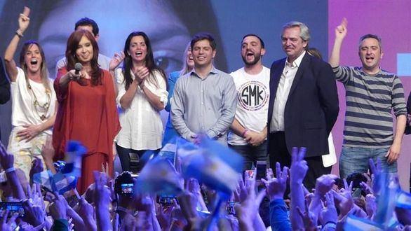 El peronista Alberto Fernández, nuevo presidente de Argentina