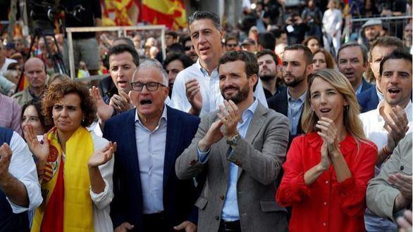 Casado pide a Sánchez y al PSOE que