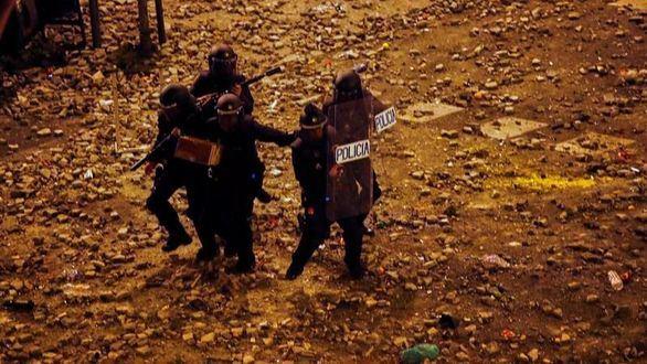 Marlaska condecorará a los policías y mossos heridos en Cataluña