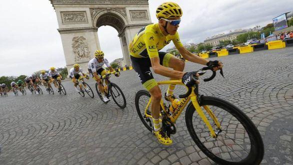 Tour de Francia. ¿Se acabó el Chris Froome dominador?
