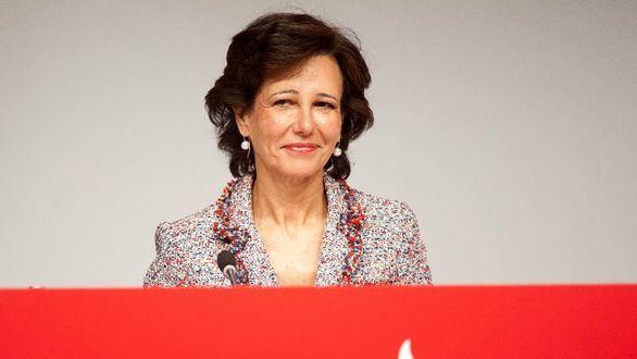 Santander gana 3.732 millones de euros hasta septiembre