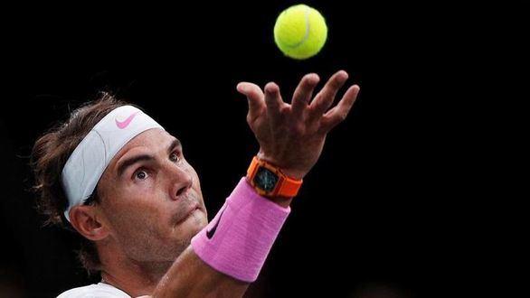 Masters de París. Rafa Nadal y Djokovic debutan sufriendo para acceder a octavos de final