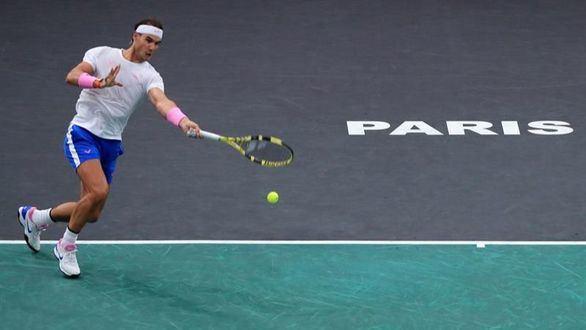 Master 1000 de París. Nadal mantiene el pulso con Djokovic por el número 1