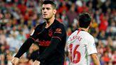 Sevilla y Atlético firman tablas tras una vibrante segunda parte |1-1