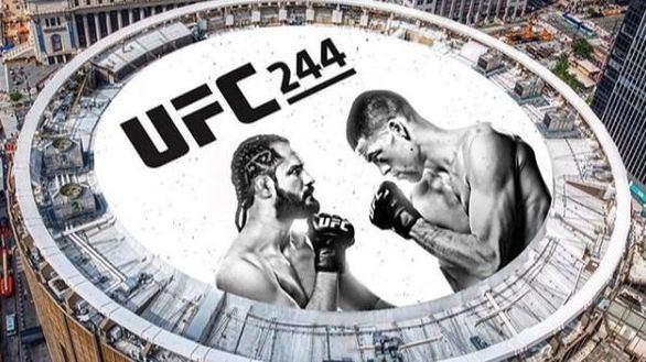 UFC. Masvidal mantiene ante Nate Díaz el título de 'Cabrón más duro' de las MMA