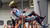 Álex Márquez se hace hueco bajo la sombra de su hermano y conquista Moto 2