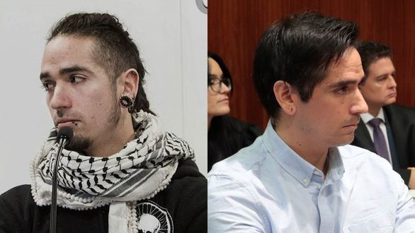 El 'cambio radical' de Rodrigo Lanza, el asesino de Víctor Laínez