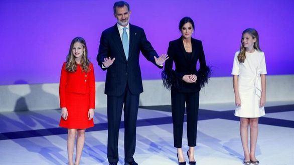 Pese al boicot, los Reyes son ovacionados en los Princesa de Gerona