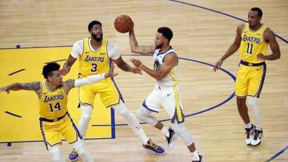 NBA. Los novatos que sostienen a los peores Warriors y el dopaje