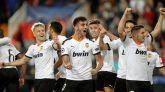 El Valencia arranca fe contra el Lille | 4-1