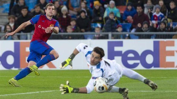 Liga Europa. El Getafe cae anhelando el VAR |2-1
