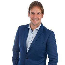 El portavoz nacional de UPYD y candidato de Ciudadanos por Madrid, Cristiano Brown.