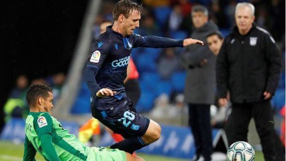 El Leganés de Aguirre se le atraganta a la Real | 1-1