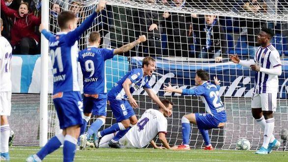 El Alavés se gusta ante el Valladolid | 3-0