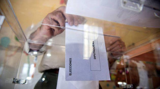La participación cae casi cuatro puntos con respecto al 28 de abril