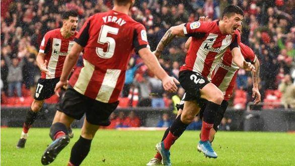 El Levante cae ante el empuje del Athletic | 2-1