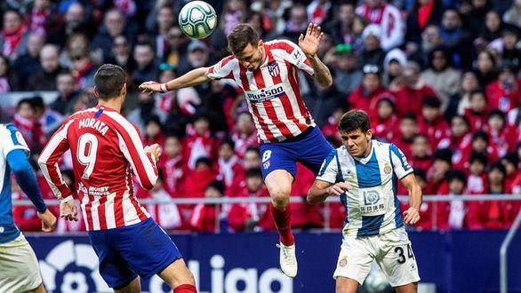 El Atlético reacciona ante el Espanyol y se acerca a la senda olvidada | 3-1